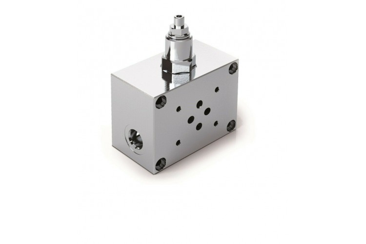 Marchesini Cetop 3 Subplate with Relief