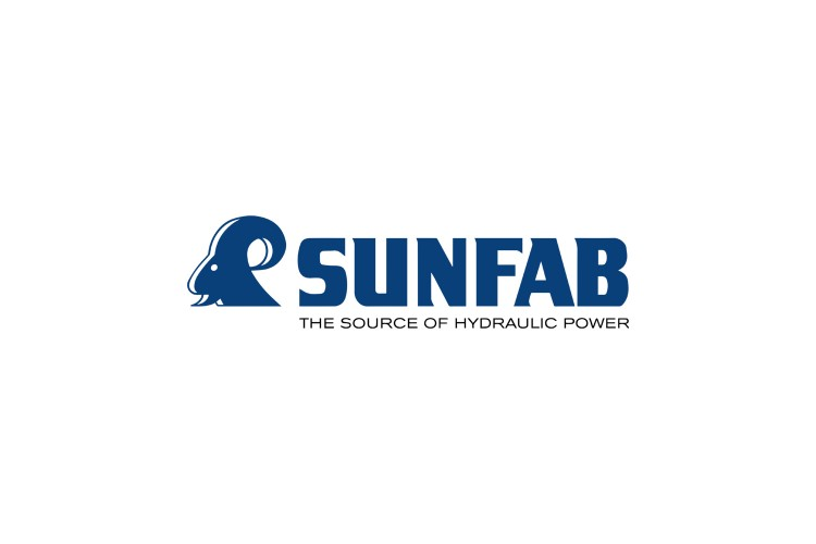 Sunfab SCP 034 Anti-Clockwise Bent Axis Piston Pump