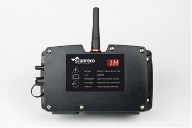 Scanreco G4 Receiver (for use with the handy)