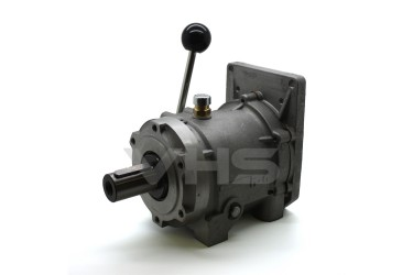 Hydrapp Mechanical Clutch, Group 2-3 to 28mm Shaft, Clockwise