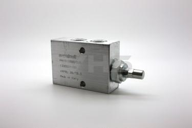 "Oleostar 3/8"" Pressure Reducing Valve, 5-50 Bar Spring"