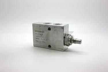 "Oleostar 3/8"" Pressure Reducing Valve, 40-110 Bar Spring"