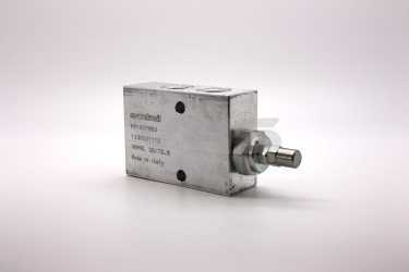 "Oleostar 3/8"" Pressure Reducing Valve, 100-200 Bar Spring"