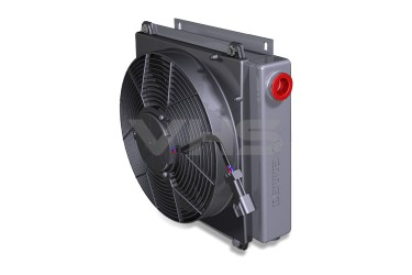 Emmegi 24V DC MS1 Mobile-S Air-Oil Cooler