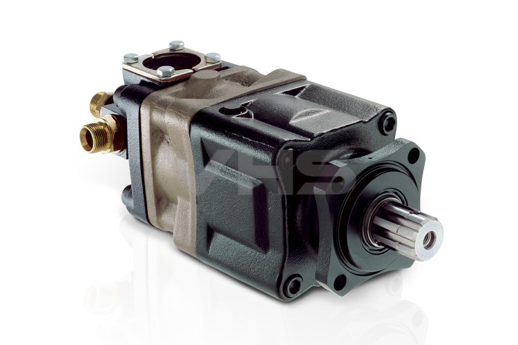 Sunfab SLPD 56/28 Twin Flow Axial Piston Pump