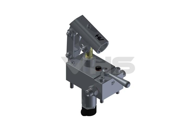 HV PMD 12 byB Stainless Steel (316)
