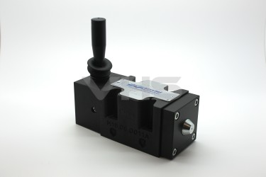 Aron Cetop 5 Lever Operated Valve All Ports Open