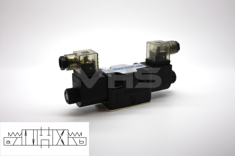 Aron Cetop 3 Valve P to T 12V DC, Reduced Size Coils