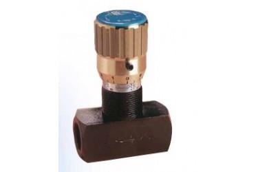 "TOGNELLA Carbon Steel flow control valve 1"" BSP"