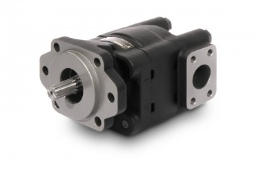 Casappa HDP30 17cc Cast Iron Gear Pump SAE Ports