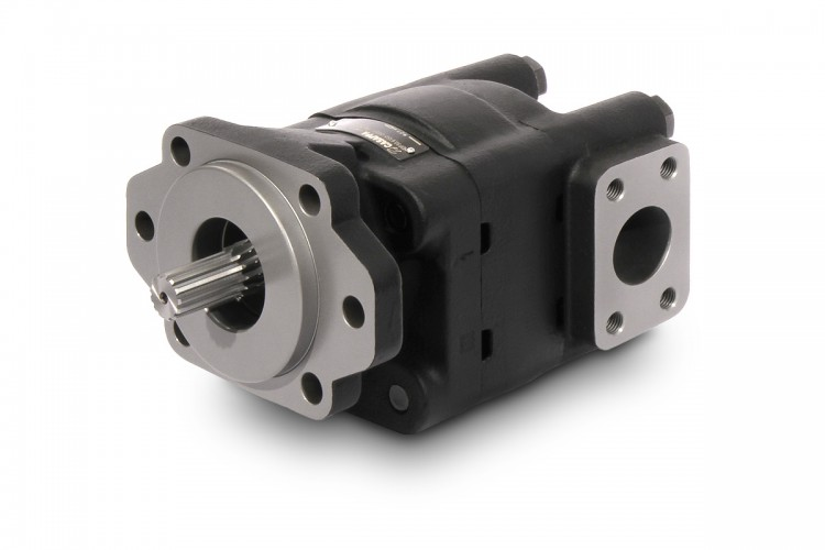 Casappa HDP30 73cc Cast Iron Gear Pump SAE Ports