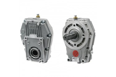Hydrapp ML52 PTO Gearbox, Group 2-3, male 1:3.8 Ratio