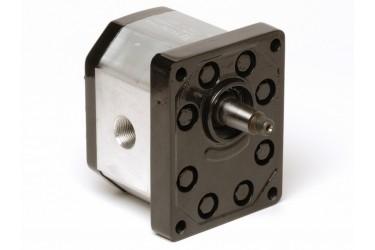 Brevini OT Group 3 Aluminium Gear Pump, 22cc/rev BSP ports