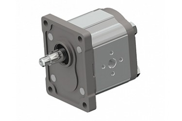 Brevini OT Group 2 Aluminium Gear Pump, 16cc/rev Flanged ports