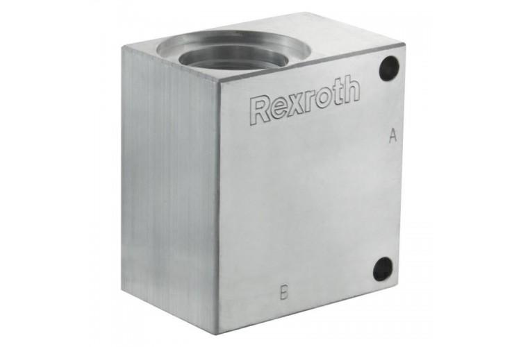 "Bosch Rexroth 34C017 (3/4"" BSP) Aluminium Special Cav"