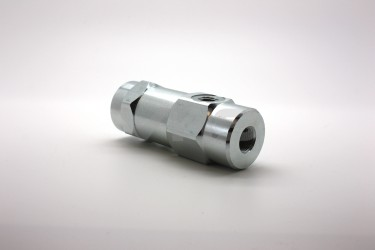 "Marchesini 1/2"" Pilot Operated In Line Check Valve"