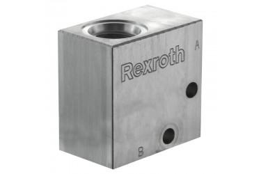 "Bosch Rexroth A-14CA-08A-2N (1/4"" BSP) Aluminium"