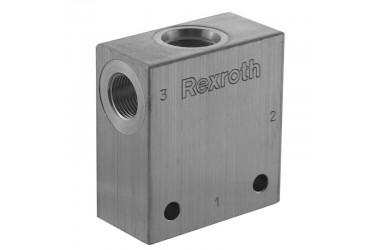 "Bosch Rexroth A-38CA-08A-3N (3/8"" BSP) Aluminium"