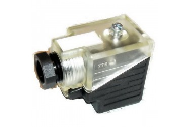 Bosch Rexroth PLUG-IN CONNECTOR 3P RZ 5 M24-240V SPEZ
