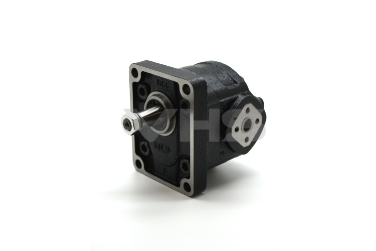 Casappa KP20 14cc Group 2 Cast Iron Gear Pump Flanged Ports