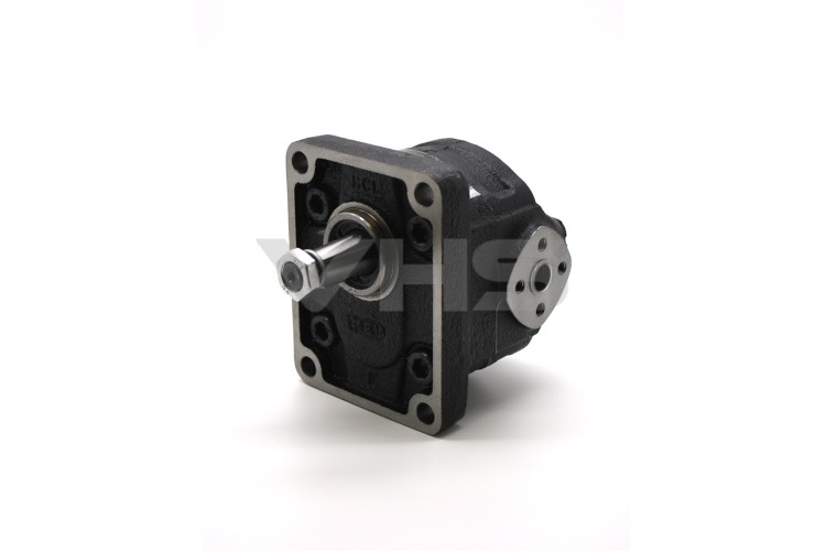 Casappa KP20 6cc Group 2 Cast Iron Gear Pump Flanged Ports