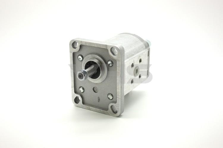 Casappa PLP10 10.67cc Group 1 Gear Pump Flanged Ports