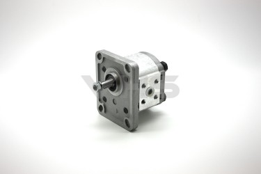Casappa PLP10 2.13cc Group 1 Gear Pump Flanged Ports