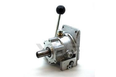 Hydrapp Dana Brevini Mechanical Clutch, IM05 Group 1-2 20mm Shaft, Anti-Clockwise