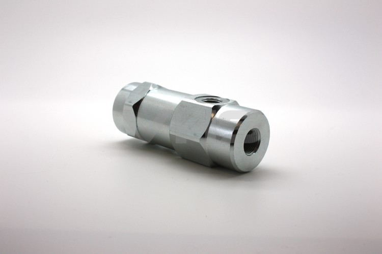 """Marchesini 3/8"""" Pilot Operated In Line Check Valve"""