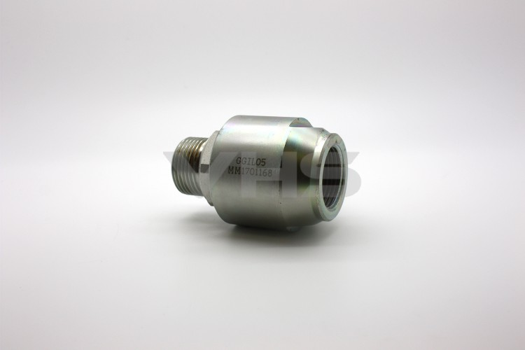 """MTC 1"""" Inline Rotary Coupling"""