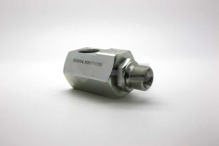 "MTC 3/4"" 90 Degree Rotary Coupling"