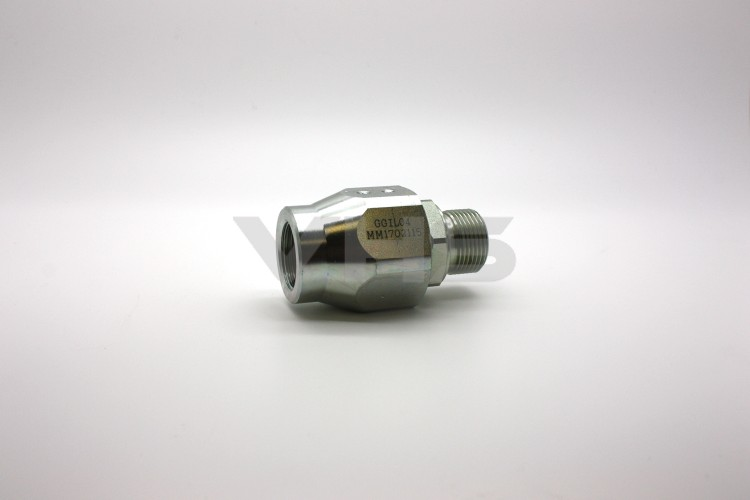 """MTC 3/4"""" Inline Rotary Coupling"""