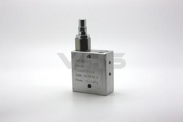 "Oleostar 1/4"" Direct Control Sequence Valve, 10 L/min"