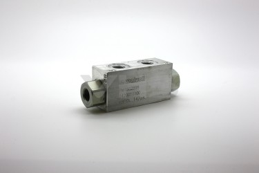 "Oleostar 1/4"" Pilot Operated Check Valve"