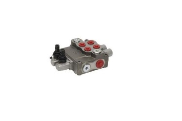 "Walvoil SD18 3/4"" 2 Bank Directional Control Valve"