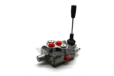"Walvoil SD5 3/8"" 1 Bank Directional Control Valve P Body"